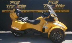 2013 Can-Am Spyder RT-S SE5