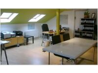 Office space 400 sq. ft. with free parking in a semi rural location 2 minutes from M1
