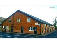 Office space to let in St Albans. Units from 200-400 sq ft. Close to M1 & M25. Free parking