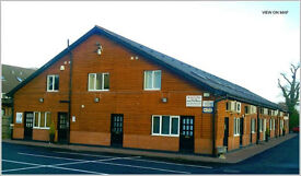 Office space to rent now. Close to M1/M25 perfect location for St Albans & Watford