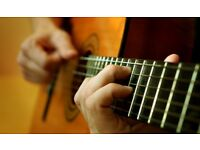 Experienced Guitar Teacher available for enjoyable and productive 1 to 1 lessons