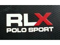 Polo RLX Sport Sunglasses