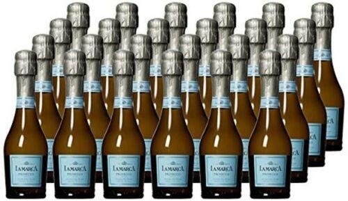 La Marca Prosecco - 24 Mini Bottles - Sparkling Wine