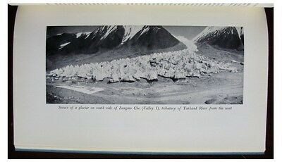 1928 Gregson   Headwaters Of Yarkand River   Glacier   China   Photos   10