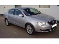 VW Passat 2010 auto, Excellent condition with Sat Na, Leather seats, £ 5860