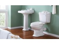 Brand New Legend 4 Piece Toilet Set