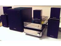 Panasonic SCDT100 DVD CD/R Home Audio System