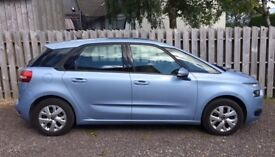 Citroen C4 Picasso 1.6 E-hdi 115 Airdream Vtr+ 5Dr VGC 11 mnths MOT Full service history 4 new tyres