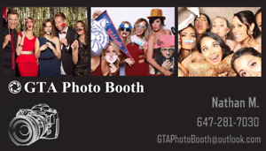 GTA PhotoBooth - Premium service, affordable price