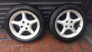 2X WHEEL AND TYRES Canterbury Canterbury Area Preview