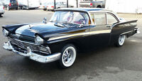 WANTED 1957-1958 FORD TWO DOOR