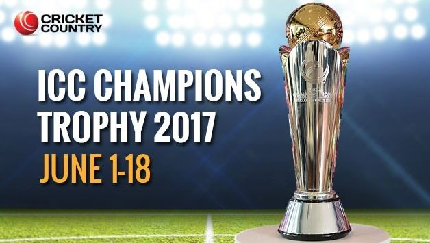 Image result for The ICC Champions Trophy at The Kia Oval