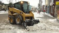 SNOW REMOVAL & BOBCAT SERVICES