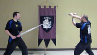 Learn to sword fight at Highland Park! HEMA Western Martial Arts