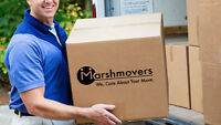Guelph Movers. Good Rates. Super Service 1-888-687-9960