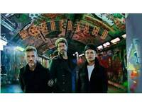 2 x Take That tickets at Liverpool Arena on Tuesday 23 May