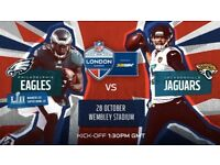 Jacksonville Jaguars v Philadelphia Eagles private 12x box incl. hospitality