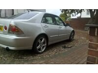 lexus is200 12 month mot top of the range
