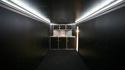 race car trailer / car hauler LED dome light - EXTREME ceiling roof light 12vDC (Extreme Car Race)