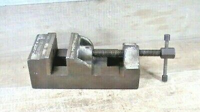 Vintage Palmgren 14 4 Machinistdrill Press Vise W 4 Opening