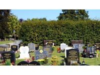 Memorial and Grave Care
