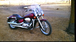 2008 Honda Shadow Custom