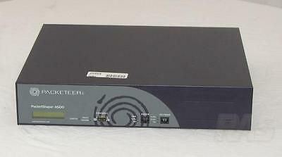 Packeteer 4500 PacketShaper Rackmount Ethernet 3892C046  27-0003-06