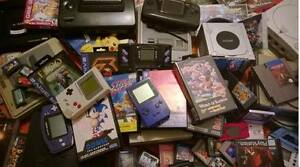 BUYING LARGE OR SMALL COLLECTION OF NINTENDO AND VIDEO GAME!!!