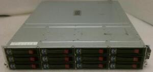 HP MSA60 DAS - drive storage enclosure - 12x 3.5in