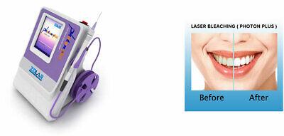 New Zolar Dental Photon Diode Soft Tissue Laser System W Disposable Tip 10 Watt