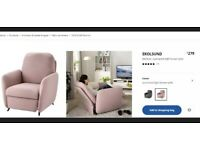EKOLSUND IKEA Recliner Chair