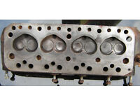 Classic Mini 12g202 cylinder head as fitted to Cooper 997, Healey, Sprite etc
