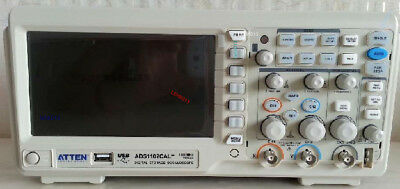 Atten Ads1102cml Digital Storage Oscilloscop 90days Warranty Free Dhl Or Ems