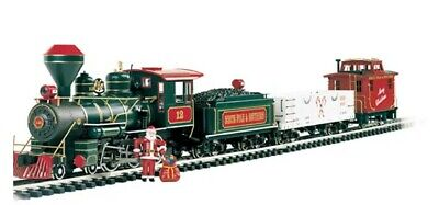 "Bachmann ""Night Before Christmas"" Large Scale Train Set"