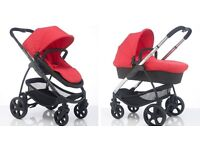 BRAND NEW iCandy Strawberry 2 Pushchair and Carrycot