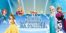 SYdney Olympic Park - Disney on Ice show Monash Tuggeranong Preview