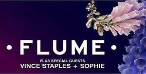 FLUME 4 x Seating Tickets Yangebup Cockburn Area Preview