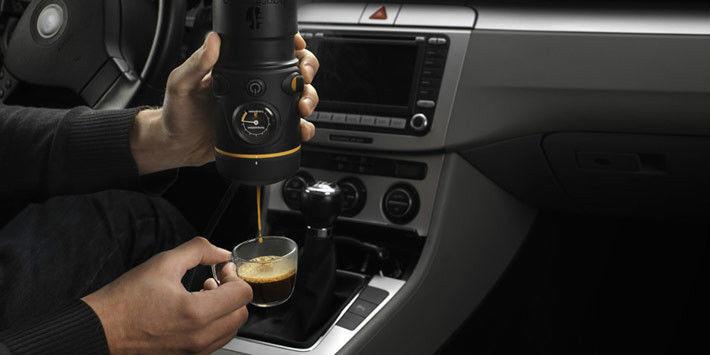 Kleine Espressomaschinen fur unterwegs