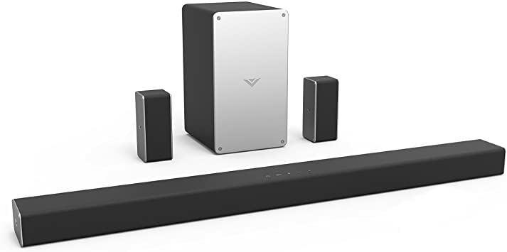 VIZIO SmartCast SB3651-E6 5.1 Channel Wireless Soundbar - Black (IL/RT6-14612...