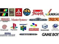 RETRO GAME CONSOLES/GAMES WANTED!!!! PS1, N64, NES, SNES, SEGA, ATARI, PS2 etc etc