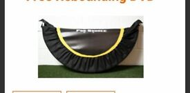 NEW -Juice Master's Pro-Bounce Rebounder (mini trampoline) 40 inch