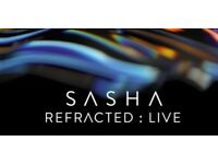 Sasha Refractured live at roundhouse London