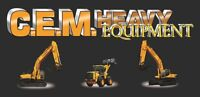 Branch Manager - CEM Heavy Equipment Leduc