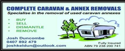 Onsite Caravan & Annex Removals Newcastle Region Preview