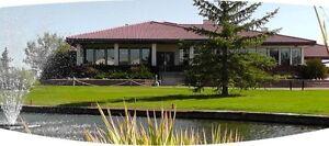 WOODSIDE Golf Course Equity Membership - Airdrie