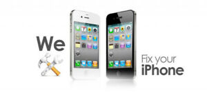 Professional Cell Phone Repair - Iphones, Samsung, LG, HTC
