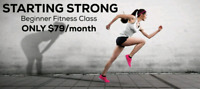 Morning Bootcamp Classes $79.99 Monday to Thursday