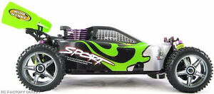 New RC Buggy / Car HSP WARHEAD Nitro 2-speed 4WD 2.4G City of Toronto Toronto (GTA) image 5