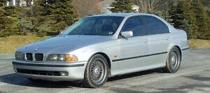 2000 BMW 5-Series Sport Sedan