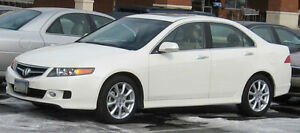 2007 Acura TSX Sedan Needs a good home!